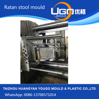 Custom design injection molding plastic household mold factory price