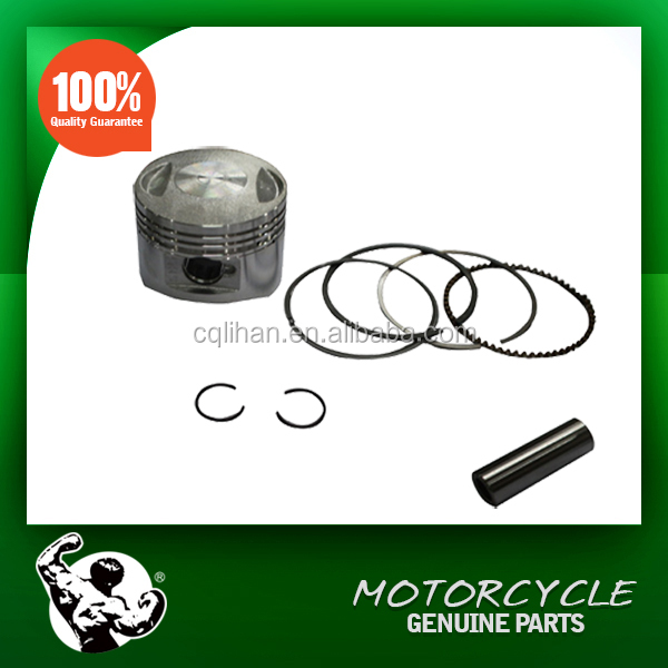 High Quality Wave 125cc Engine Piston Kit Piston Ring For Motorcycle Parts