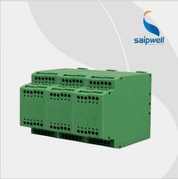 Manufacturer SAIP/SAIPWELL waterproof electronic Din Rail PLC Enclosure