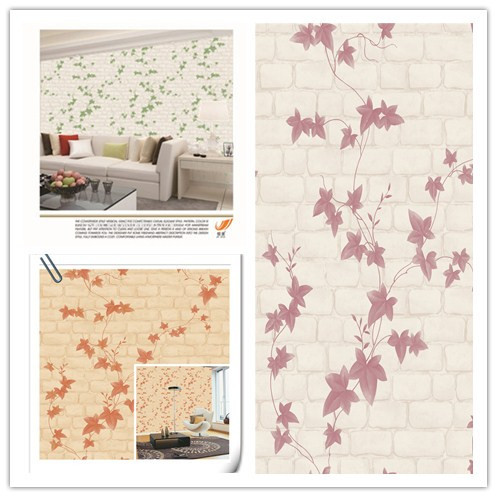 Promotions finely processed decorative wallpaper