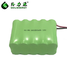 Power Tool 3C 1800mah Rechargeable NIMH AA 12v Battery Pack