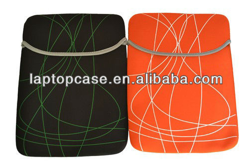 traditional neoprene reversible tablet case