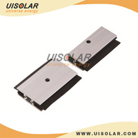 Solar panel mounting system component , Thin Film Clamp, solar kit