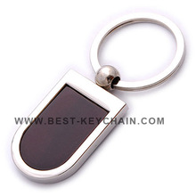 promotion customed wooden key chain (BBK53150)