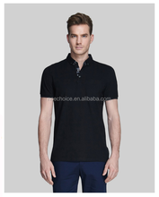 oem odm apparel china WRAP certification quick dry slim fit polo shirt for man summer casual wear