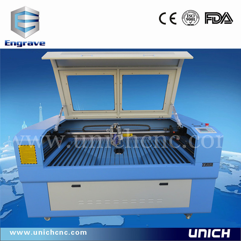 High precision 1300*900mm stainless steel&metal laser cutting and engraving machine/acrylic laser engraving cutting machine