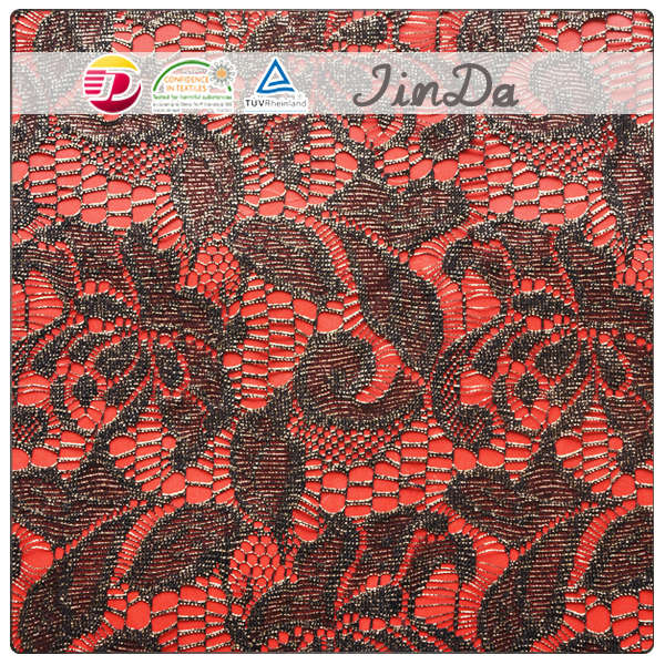 Fashion high quality mill lace factory