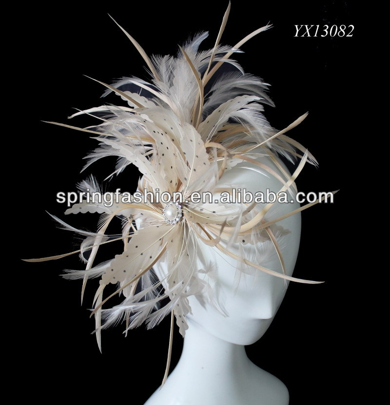 New arrival Kentucky Derby Races Event fascinator hat wholesale,Wedding Church Party fascinator