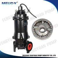 Design And Manufacture First Rate electric trash pump