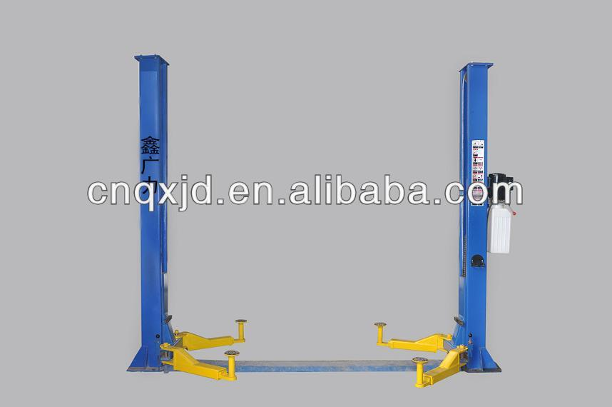 Standard Two Post Car Lift With CE Certificate