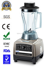 1250W smoothie thie blender, perfectly maintains the living food properties and the maximum whole nutritional value of raw food