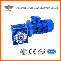China NMRV 025-130 worm gear box /small worm gearbox / aluminium worm gearbox