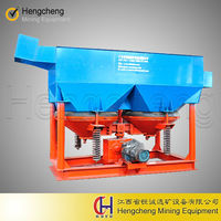 Quality alluvial deposit gold separating machine in Africa