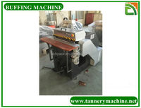 300mm leather buffing machine