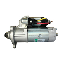 High Precision Bus Parts Bus Starter for Bus Diesel Engine