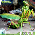Amusement Theme Park Decor Museum Quality Insect Large Mantis