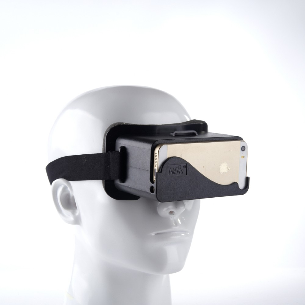 2016 3d vr box for android and ios smart phones 3d vr glasses virtual