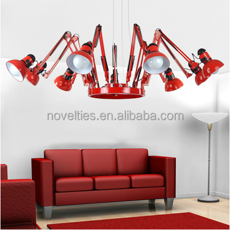 Modern Italian Designer Lightings Decorative Chandeliers pendant light