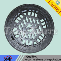 cast iron water meter cover iron casting clay sand casting manhole cover