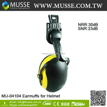 MU-40104 Online shopping More Colors For Choice Helmet Ear Muffs Mounted Earmuff Helmet