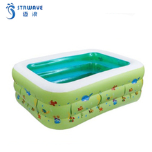 Inflatable Family Hard Plastic Swimming Pools