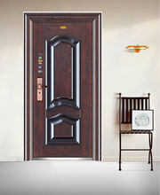 fancy steel security door JD69-A