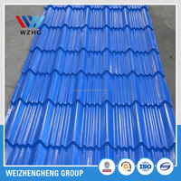 roofing sheet/ prepainted gi steel coils/ color zinc coated iron plate