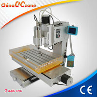 ChinaCNCzone latest new design CNC 3040 small electric router
