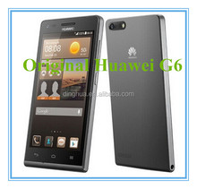 4.5 inch Original Huawe G6 Android 4.3 Smart Phone Qualcomm MSM8212 1.2GHz Quad Core 1GB Ram, 4GB ROM 960x540 PX