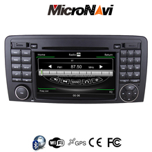 Pure Android 4.4..4 1024*600 Capactive HD Touchscreen Car DVD GPS Player for Mercedes Benz R class R280 R300 R320 R350 R500 W251
