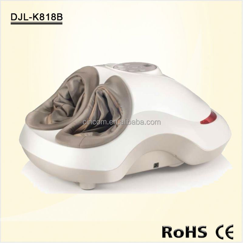 air pressure infrared heating foot personal massager