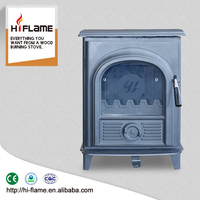 Free-standing wood burning and multi fuel radiant stove / portable wood burning stoves AL905