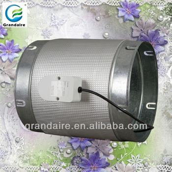 Air Conditioning Motorized Duct Damper Buy Hvac Air Duct