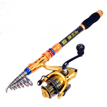 Factory hot sale high quality carbon fiber fishing rod For Sea Fishing