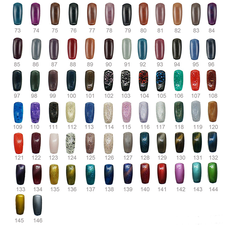 Factory Supply Wholesale Miss Gel Nail Polish