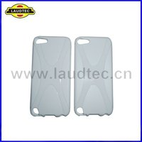 X-Line Type Silicone Gel Cover Case for ipod Touch 5 Hot Selling