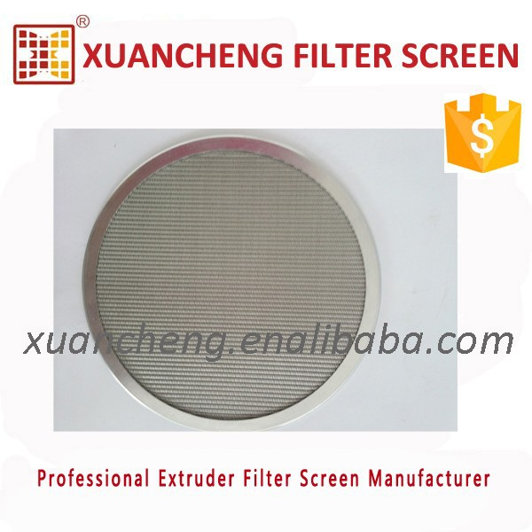 High quality Round Stainless Steel Mesh Screen
