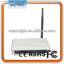 Xinnai Broadband 39 router with 1 WAN, 4 LAN, 1 USB