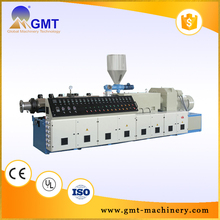 complete production line strict test extruder machine