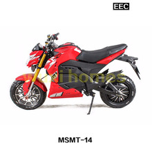 EEC Moto Electric Motor Scooters 1500 Watts Electric Motorcycle