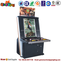 2014 high quality hot sale console entertainment video game WW-QF209 very popular high quality coin operated video game machine