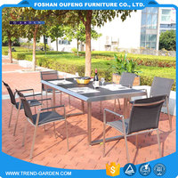 Top quality modern extendable chinese coffee tea oak kitchen dinner dining table and chairs set
