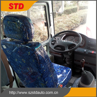 China cheap 25 seats tourist bus for sale