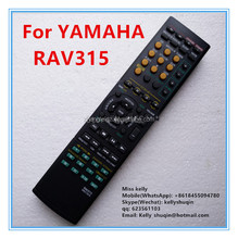 Replace Universal Remote Control RAV315 For Yamahar Audio Power Amplifier YHT380 WJ409300 HTR-6040/6050 WN22730 RX-V461 RXV561