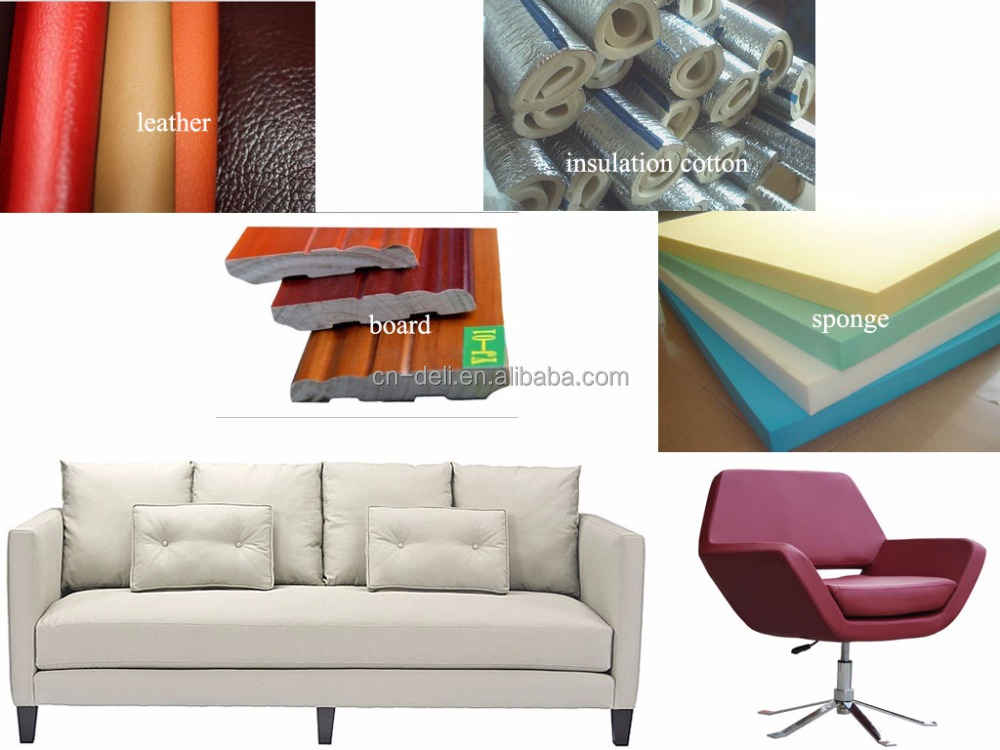 DELI 893 SBS sofa and furniture spray contact glue