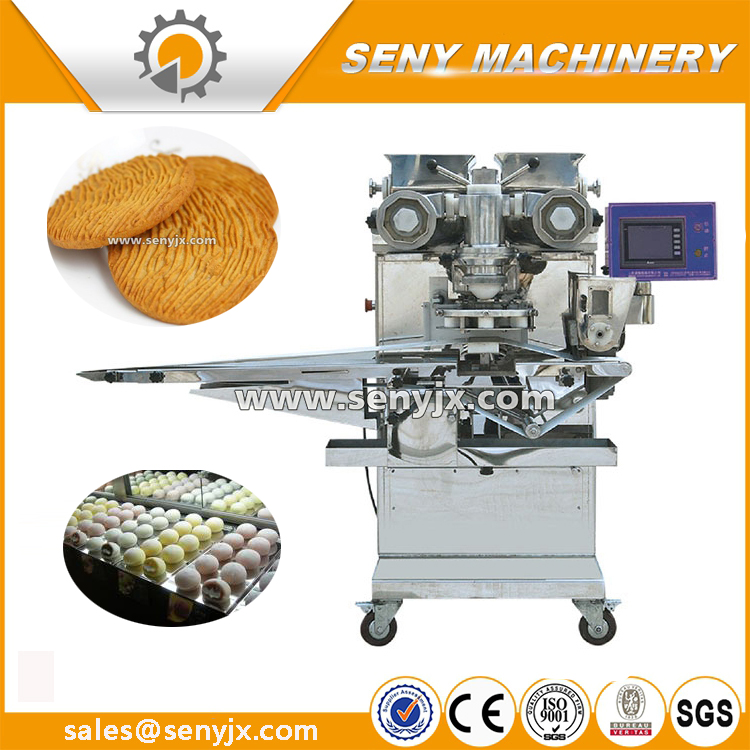 industrial commercial cake making machine price for bicsuit