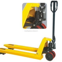China Mini Electric Hand Pallet Truck