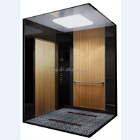 New jfuji Brand Complete Cheap Price Good design cheap passenger elevator size