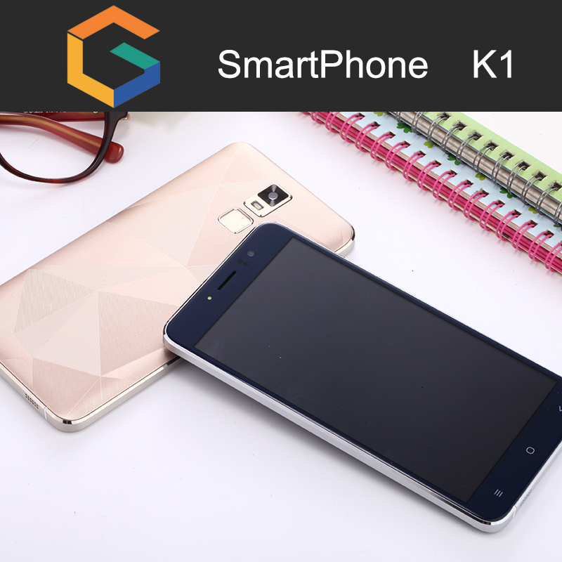 GST K1 low cost dual sim card cool design Multi color 5.5 inch bar Android 5.1 cheapest smart phone High quality