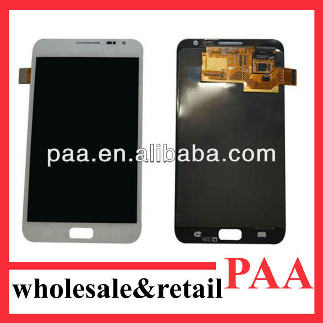 LCD Touch Screen Digitizer for Samsung Galaxy Note N7000 I9220